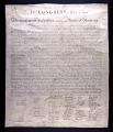 View Print, Declaration of Independence, 1823 digital asset number 2