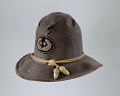 View Campaign hat worn by William T. Sherman digital asset number 1