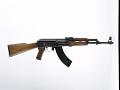 View AK-47 Automatic Rifle digital asset: AK-47 Automatic Rifle