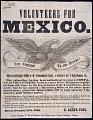 View Mexican War Broadside digital asset number 0