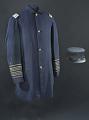 View Rear Admiral David G. Farragut's Service Coat and Cap digital asset number 1