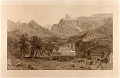 View The Rocky Mountains, etched proof digital asset: Rocky Mountains, Landers Peak, early proof
