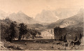 View The Rocky Mountains, final proof digital asset: Rocky Mountains, Landers Peak, final proof