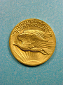 View 20 Dollars, Saint-Gaudens Double Eagle (High Relief), 1907 digital asset number 1
