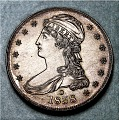 View United States, Fifty Cents, Proof, 1838 O digital asset number 0