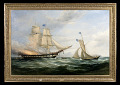 View Oil Painting, <I>The</I> Queen of the Ocean <I>Going to the Rescue of the</I> Ocean Monarch digital asset number 1
