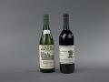 View 1973 Stag's Leap Wine Cellars Cabernet Sauvignon digital asset: Bottle of Chardonnay wine