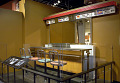 View Greensboro Lunch Counter digital asset: Greensboro lunch counter & stools on exhibtion in Brown V. Board of Eductation