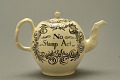 View No Stamp Act Teapot digital asset: Teapot with inscription, No Stamp Act