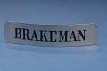 View Railroad Cap Badge, Brakeman, used on Western Maryland Railroad digital asset number 0