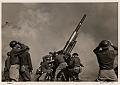 View Photographic History Collection: Carl Mydans digital asset: Protection: US Anti-Aircraft Guns