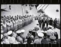 View Photographic History Collection: Carl Mydans digital asset: Japanese surrender on board of the USS Missouri