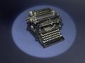 View Underwood Model 5 digital asset: Typewriter, 1914, Underwood No. 5