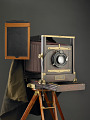 View Eastman 5x7 View Camera with Tripod digital asset number 0