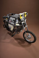 "View ""Ghostrider"" Robot Motorcycle digital asset number 2"