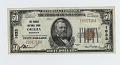 View 50 Dollars, National Bank Note, United States, 1929 digital asset: OBVERSE: The Omaha National Bank, 50 Dollars, 1929