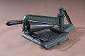 View Lowe Press No. 2 press digital asset: Lowe Press, No. 2, patented 1856, view showing handle left