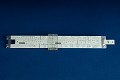 View Pickett N515-T Duplex Slide Rule for Electronics digital asset: SLIDE RULE - PICKETT MODEL N515-T