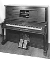 View Gabler & Bros. Upright Player Piano digital asset number 0