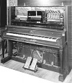 View Gabler & Bros. Upright Player Piano digital asset number 1