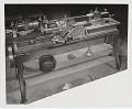 View Robbins & Lawrence Engine Lathe, 1852 digital asset: machine tool, metalworking, lathe