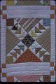 View 1890 - 1910 Alma Starr's Pieced Quilt digital asset number 1