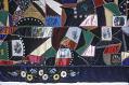 View 1870 - 1886 Margaret Tormey's Crazy-patched Quilt Top digital asset number 2