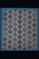 "View 1853 - 1860 Mary Augusta Rigby's ""Pinwheel"" Pieced Quilt Top digital asset number 0"