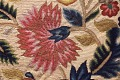View Wool embroidered cushion top or fire screen, ca. 1740 digital asset number 0