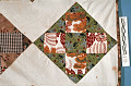 "View 1840 - 1860 ""Rail Fence"" Pieced Bedcover digital asset number 2"