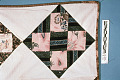 "View 1840 - 1860 ""Rail Fence"" Pieced Bedcover digital asset number 4"