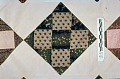 "View 1840 - 1860 ""Rail Fence"" Pieced Bedcover digital asset number 5"