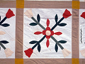 """View 1840 - 1860 Ann's """"Quilt"""" or counterpane; Womack Plantation, Virginia digital asset number 1"""