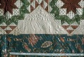 "View 1825 - 1850 Jane Winter Price's ""Carpenter's Wheel"" Quilt digital asset number 2"