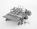 View Patent Model of a Book-Stitching Machine digital asset number 2