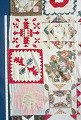 View 1841 - 1844 Mary Taylor's Album Quilt Top digital asset number 5