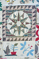 View 1841 - 1844 Mary Taylor's Album Quilt Top digital asset number 2