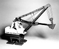 View Model of Bucyrus-Erie Stripping Shovel digital asset number 1