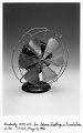 View General Electric model 1Z821 electric fan digital asset number 1
