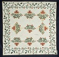 View 1850 - 1854 Mary C. Pickering's Applique Quilt digital asset number 0