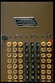 View Comptometer Model J With Operator's Lock digital asset: Comptometer Model J With Operators Lock