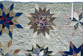 View 1825 - 1850 Mary Hise Norton's Silk Quilt digital asset number 2