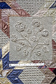 View 1825 - 1850 Mary Hise Norton's Silk Quilt digital asset number 5