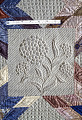 View 1825 - 1850 Mary Hise Norton's Silk Quilt digital asset number 6