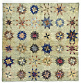View 1825 - 1850 Mary Hise Norton's Silk Quilt digital asset number 0