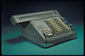 View Friden Model ST 10 Calculating Machine digital asset: Friden Model ST10 Calculating Machine, Front Angle View