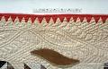 "View 1875 - 1888 Mary Ann Bishop's ""Ocean Wave"" Pieced Quilt digital asset number 1"