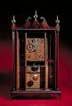 View A Pillar-and-Scroll Shelf Clock digital asset number 1