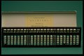 View Soroban or Japanese Abacus digital asset: Japanese Abacus for the Blind, Back View