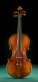 "View Stradivari Violin: ""The Greffuhle"" digital asset: Greffuhle violin, front view"